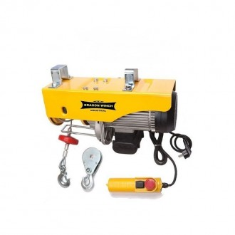 Dragonwinch Industrial DWI 125/250 kg