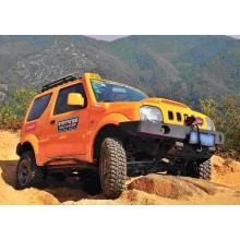 Hliníkový predný nárazník Suzuki Jimny (1998)