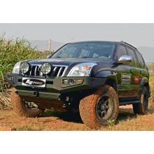 Hliníkový predný nárazník Toyota LC 120 (2002-2009)