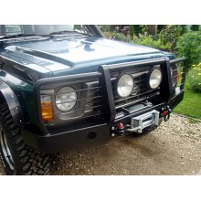 Hliníkový predný nárazník Nissan Patrol Y60 (1987-1997)
