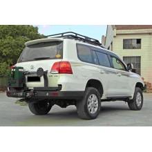 Hliníkový zadný nárazník Toyota LC 200 (od 2008) séria STARWORKS