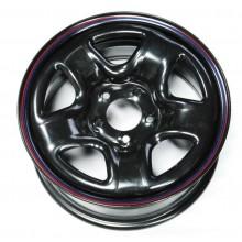 Disk 4MAD čierny lakovaný ET+42 SUV