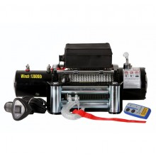 Navijak GAMAX winch-13000 lbs, 12V