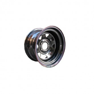Oceľové disky 6x139,7 R15x8 ET0
