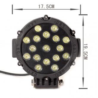 LED Svetlomet CH-013B-51W