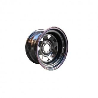 Oceľové disky 5x150 R17x8 ET0