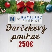 Darčekový poukaz 250€