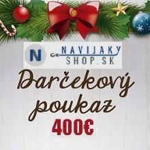 Darčekový poukaz 400€