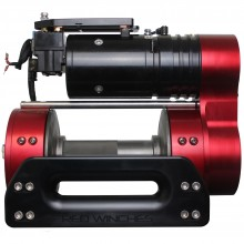 Navijak RED WINCH Cobra