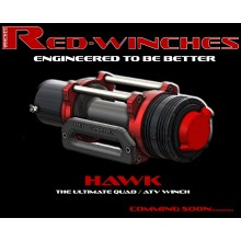 Navijak RED WINCH 4500lbs