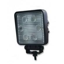 Pracovná lampa 6x LED, 18 W