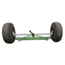 Prídavné zadné kolesa pre Motúčko s brzdou