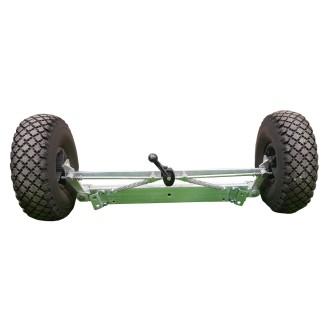 Prídavné zadné kolesa pre MotúčkoPrídavné zadné kolesa pre Motúčko