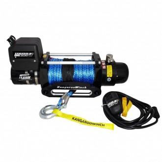 Navijak Powerwinch Panther 12.0 HS, 12V, syntetické lano