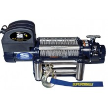 Superwinch TALON 12.5 12V oceľové lano