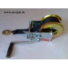 HW 2 500 LB (1136 kg), synt. pásom