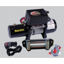 Gamax winch S 6000 LB (2700kg)