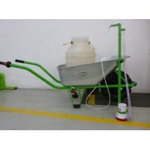Ponorné čerpadlo s držadlom, 12V