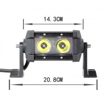 LED Svetlomet CH-029-20w-cree