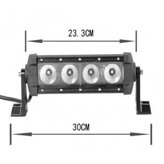 LED Svetlomet CH-029-40w-cree