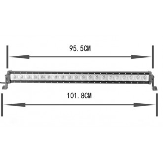 LED Svetlomet CH-029-200w-cree
