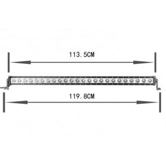 LED Svetlomet CH-029-240w-cree