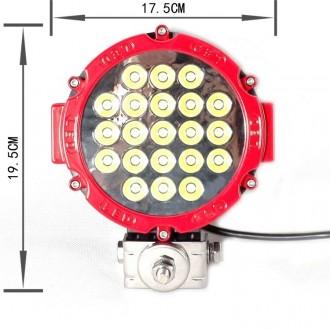 LED Svetlomet CH-030-63W