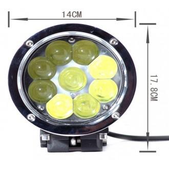 LED Svetlomet CH-022-45W
