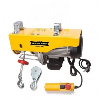 Dragonwinch Industrial DWI 400/800 kg