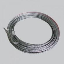 Oceľové lano 15m x 5,5mm