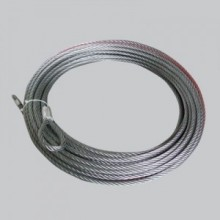 Oceľové lano 15m x 5mm