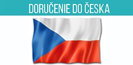 Doručenie do Českej Rebubliky